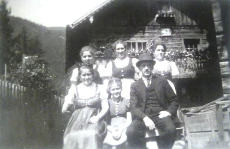 Altes Pfenwerth in Lungötz (c)Gemeindechronik