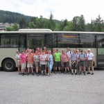 Grenzenloses Wandervergnügen mit dem Wanderbus