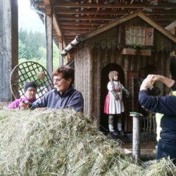 Vroni, Barbara und Monika bei der Arbeit (c)Sylvia Schober
